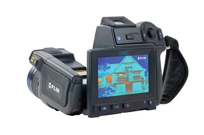 termocamera edilizia flir
