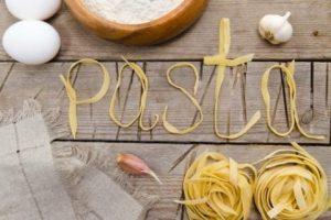 Negozio di pasta fresca