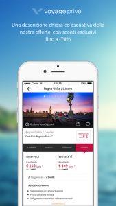 app voyage prive